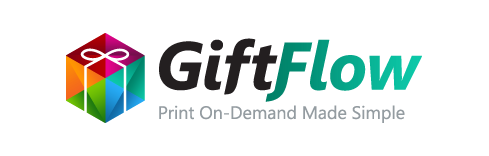 Gift Flow - Print on-demand